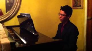 Christmas Carols (Feat. Josh Groban songs) (Piano Cover lV) By: Mnason Abrot