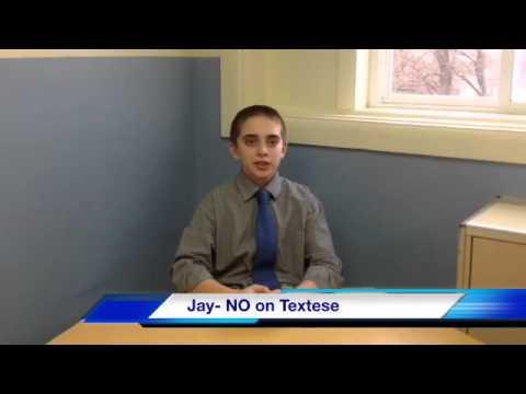 Textese  by: Presque Isle/Caribou Grade 7