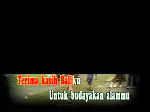 BALI BAGUS -  SLANK  karaoke