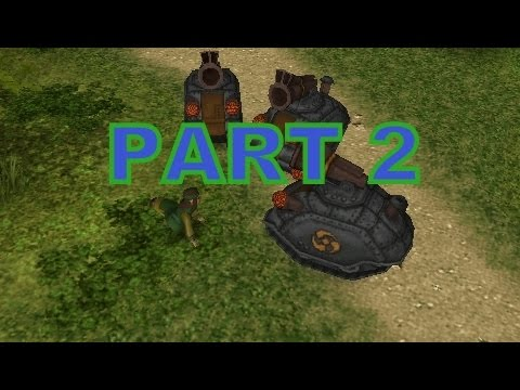 Avatar: The Last Airbender (PSP) Walkthrough Part 2 With Commentary