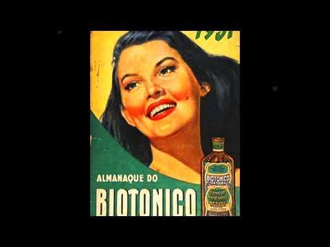 BIOTÔNICO FONTOURA - antiga propaganda - resgate de luciano hortencio