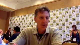 Tim Kring at SDCC 2014 for Dig! Thumbnail