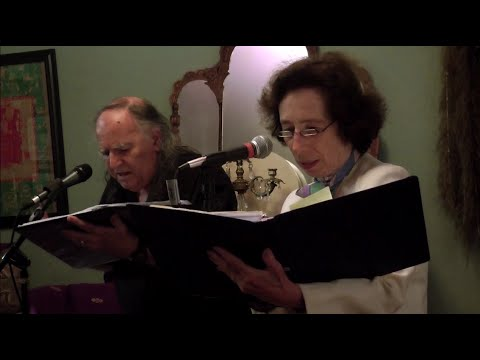 Caveat Lector Poetry Meeting: Jack and Adelle Foley