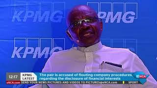 KPMG Chairperson Professor Wiseman Nkuhlu