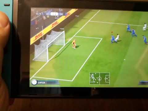 Fifa 18 N.Switch Vs Fifa 15 PsVita