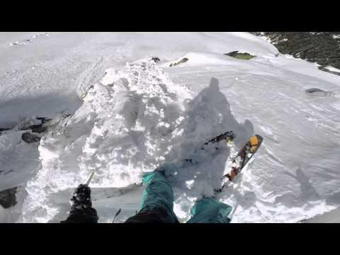 GoPro Line of the Winter: Jared Dalen - Donner Peak, California 04.24.16 - Snow