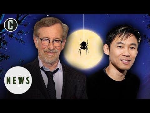 Steven Spielberg, James Wan Team for Arachnophobia Reboot
