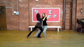 American Tango: Back Corte, Rock and Corte