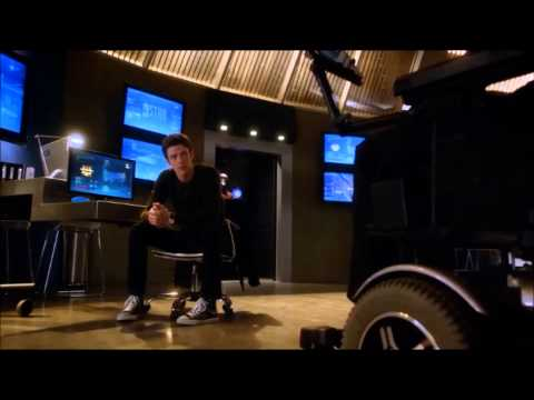 The Flash 1x16 Barry and Wells