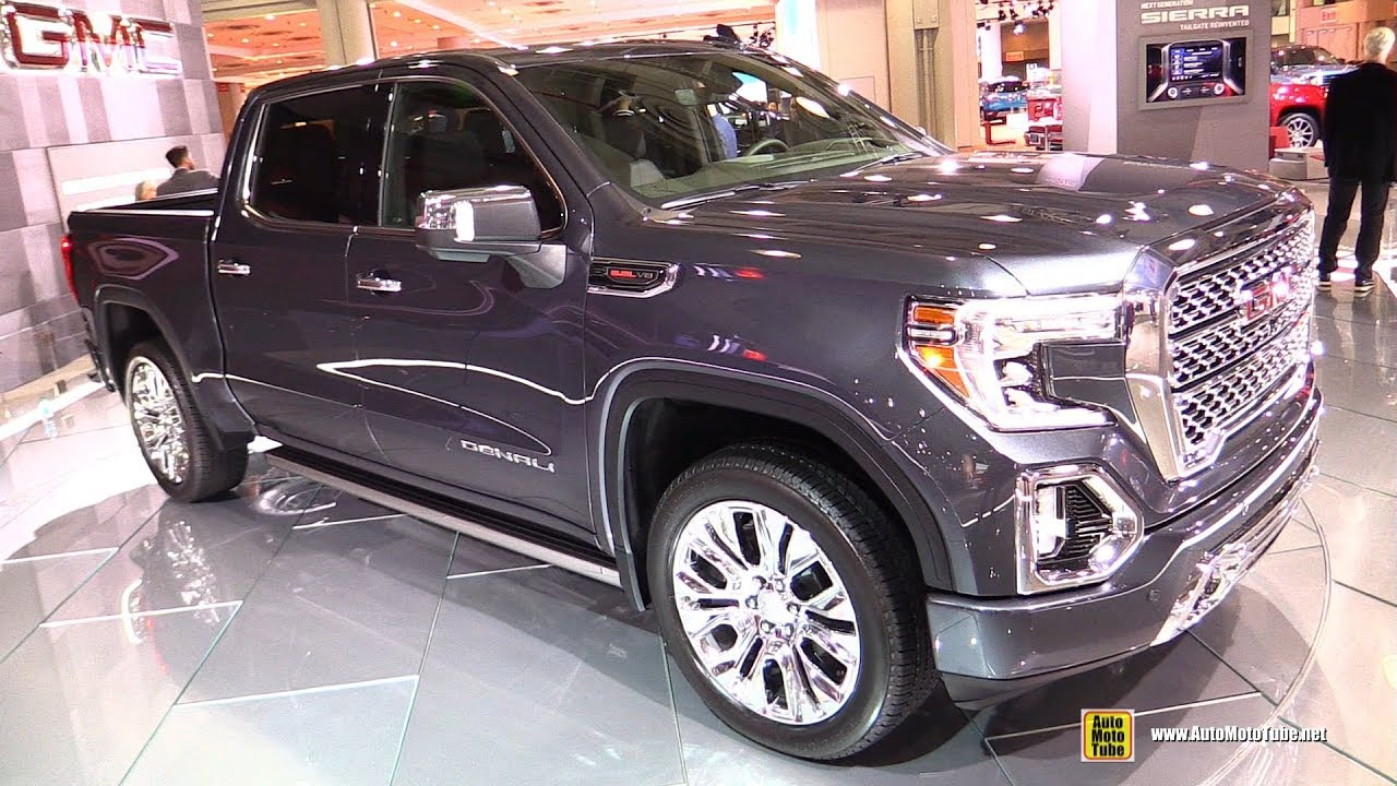 2019 Gmc Denali Interior Colors Easypainting Co