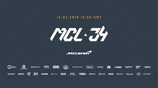 McLaren MCL34 LIVE reveal