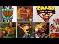 Best of Crash Bandicoot Soundtrack OST [50 Best OST] [Including N. Sane Trilogy]