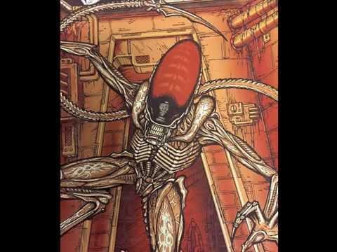 Alien 3 - Screen Printed Poster