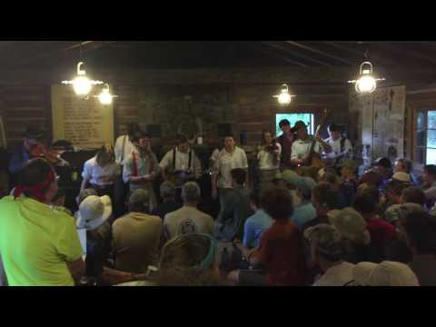 Bottom of the River - Philmont Scout Ranch - Ponil Cantina - July 12, 2016