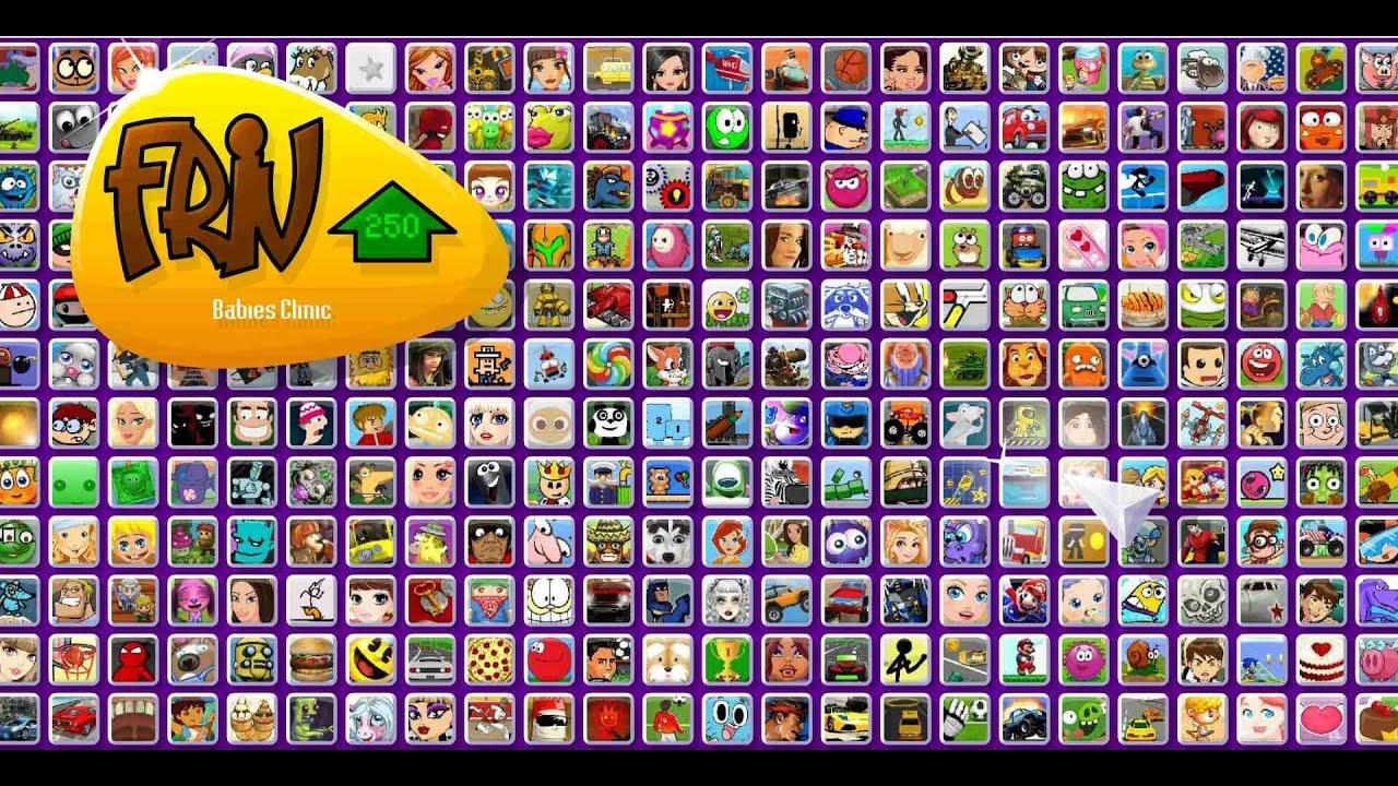 friv 4 online games gratis