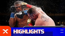 Sensations-K.o.! Ruiz entthront Joshua: Anthony Joshua vs. Andy Ruiz Jr. | Highlights | SPOX