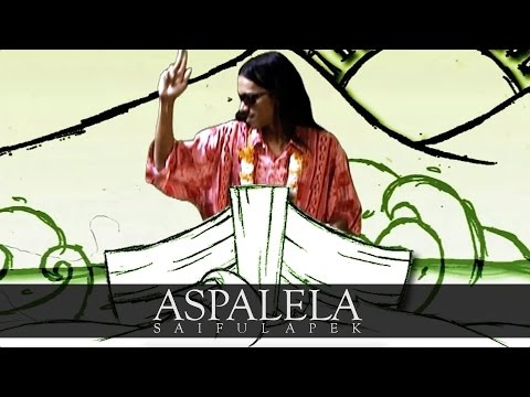 Aspalela - SAIFUL APEK (Official MV)