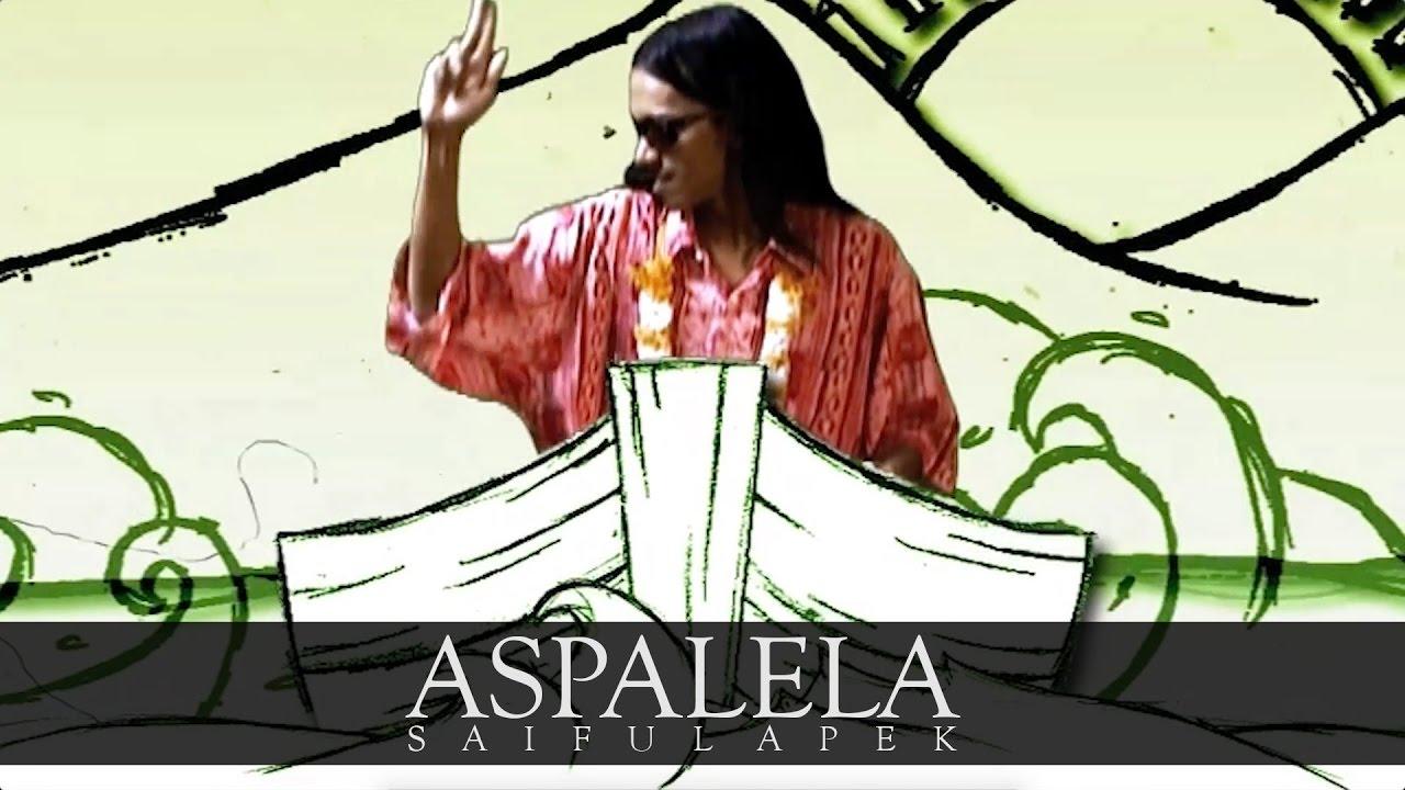 Download Aspalela - Saiful Apek (Official Music Video)