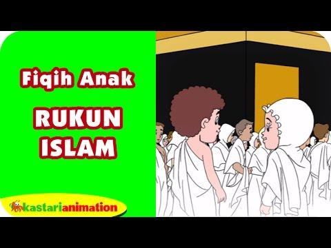 RUKUN ISLAM (Belajar Fiqih Anak Bersama Diva) | Kastari Animation Official