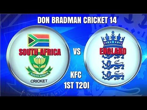 DBC 14: KFC T20I South Africa Vs England 1st T20I At Cape Town