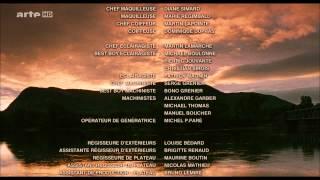 Maman est chez le coiffeur - End Credits (2008)