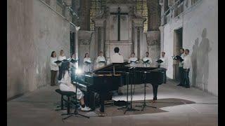 Yael Naim & Ensemble Zene à l'Abbaye du Ronceray d'Angers