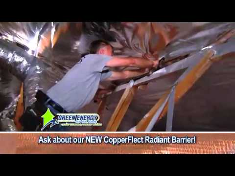 Green Energy of San Antonio Spring Radiant Barrier Special