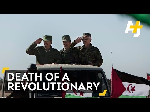 A Revolutionary Dies