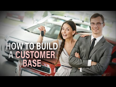 How to Build a Customer Base - by David Lewis