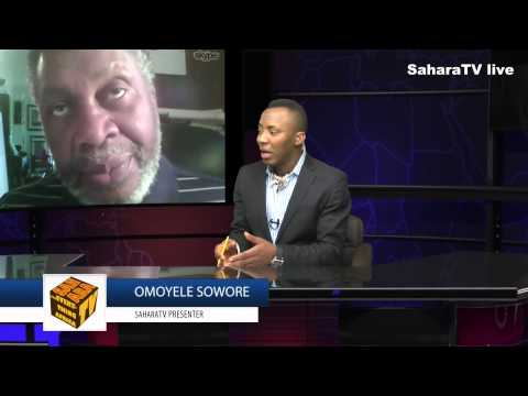 """France Out of Mali!"" - A Sahara TV Exclusive"