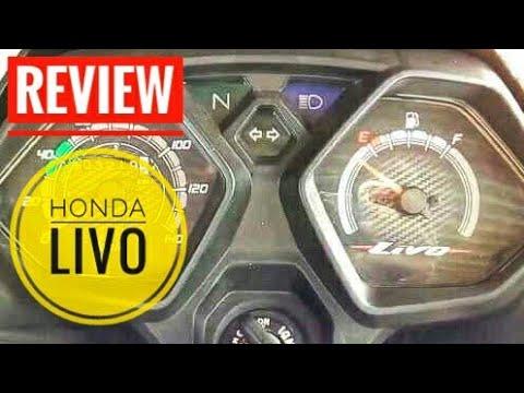 Honda Livo bike modified review