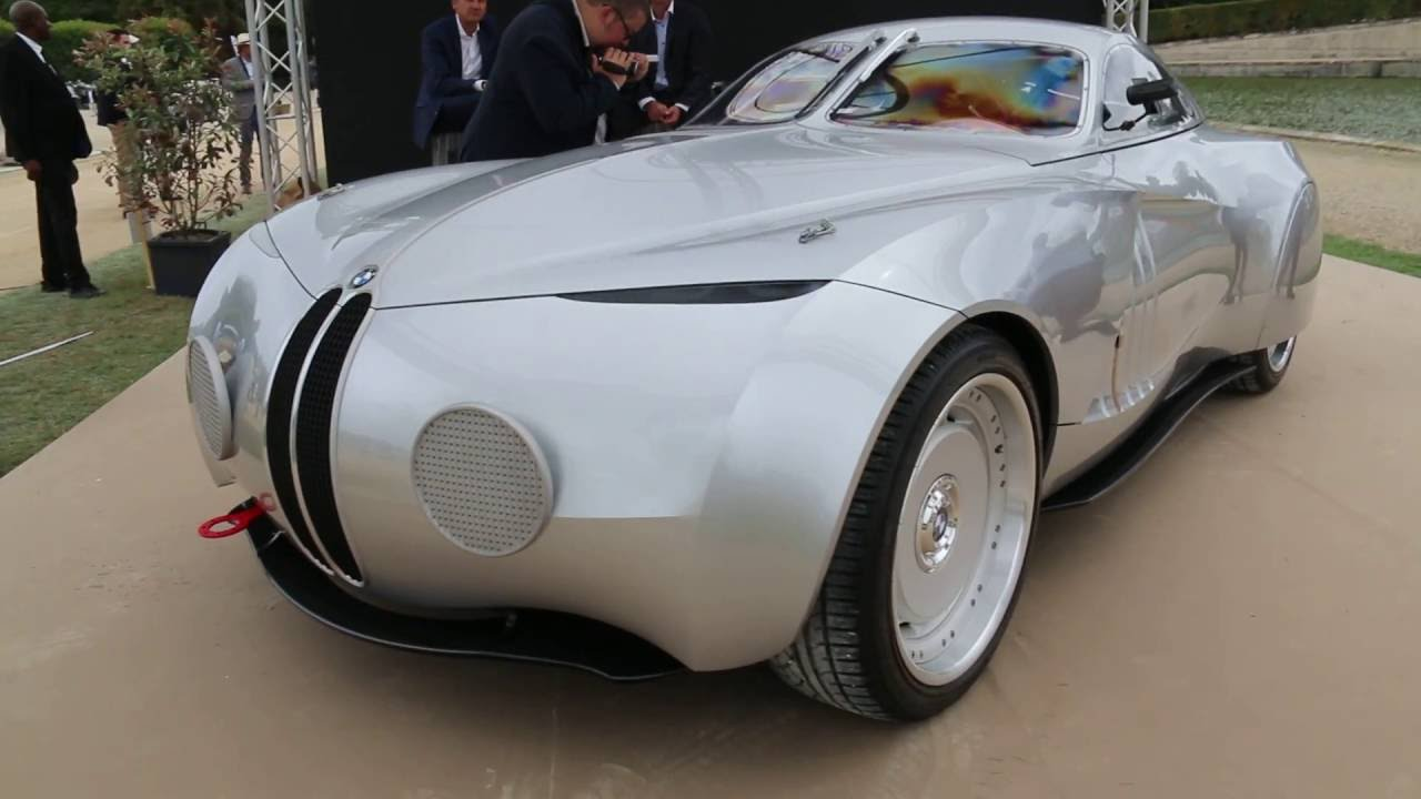 Chantilly Concours Arts & Elegance: BMW Mille Miglia Concept (2006 ...
