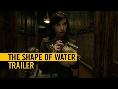 The Shape of Water - Trailer [Nederlands ondertiteld]