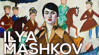 Ilya Mashkov: A collection of 171 paintings (HD)