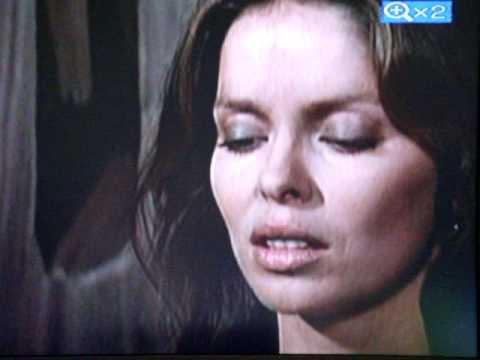 "Nice Barbara Bach 6 / 6 "" Thanks "" - "" The Spy Who Loved Me """