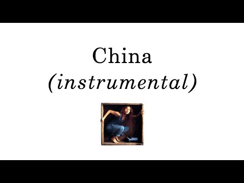 07. China (instrumental cover) - Tori Amos