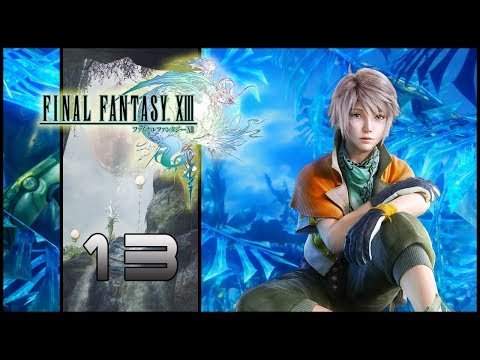 Guia Final Fantasy XIII (PS3) Parte 13 - Bosque de Gapra