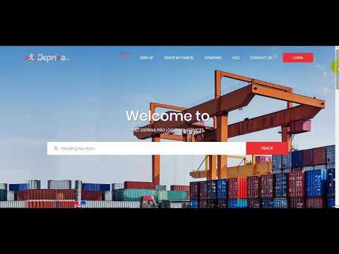 Courier Deprixa Pro   Integrated Web System V3 2 5