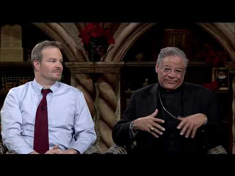 EWTN Live - 2019-12-19 - 12/18/19 Bishop Joseph Perry and Christopher Foley