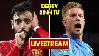 TRỰC TIẾP: MANCHESTER UNITED VS MANCHESTER CITY | CARABAO CUP
