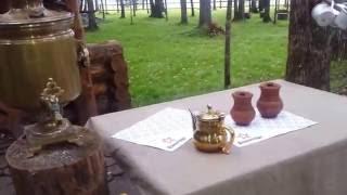 Партзанская деревня. КВЦ