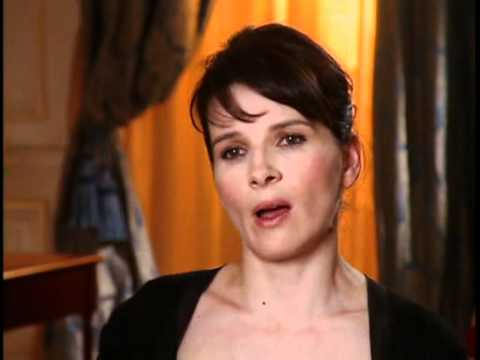 Conversation with Juliette Binoche on...