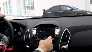 Штатний головний пристрій Hyundai ix35 2010-2015 Winca C047
