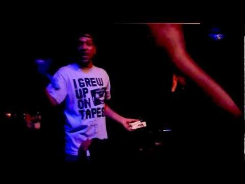 Edan & Paten Locke - Emcees Smoke Crack Remix & More LIVE @ Jazz Cafe London 2012