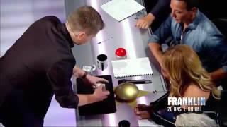 La France a in incroyable talent Franklin le magicien