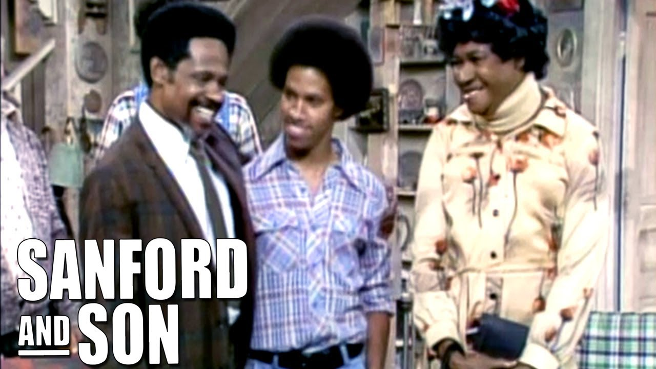 Uncle Woody and Aunt Esther Should Forgive Their Son | Sanford and Son