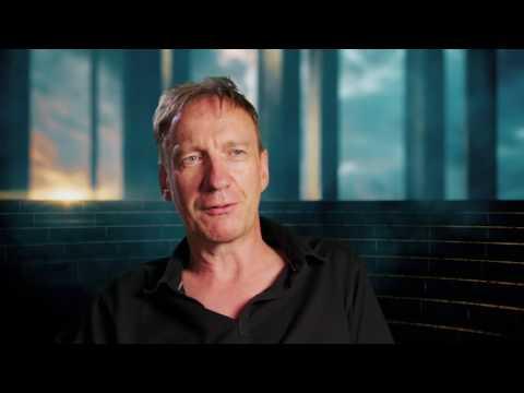 "Wonder Woman [HD] 2017| ""Sir Patrick"" Interview - David Thewlis"