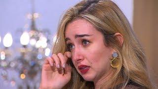هنا الزاهد تبكي أثناء حديثها عن جدتها: