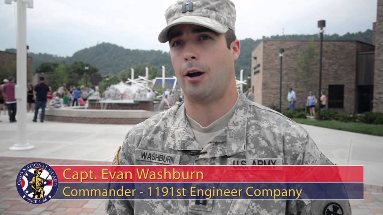 The Ohio National Guard Engineers Prepare For Deployment To Afghanistan