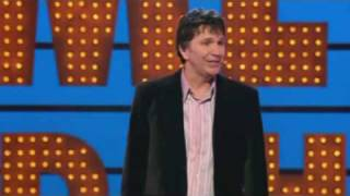 Stewart Francis at Michael McIntyre's Comedy Roadshow